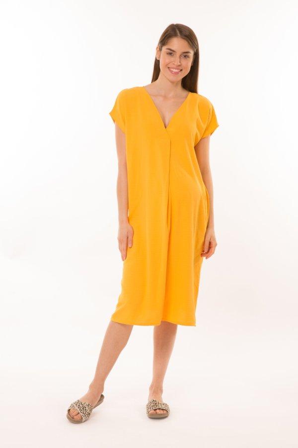 Aisha kismama ruha sárga
