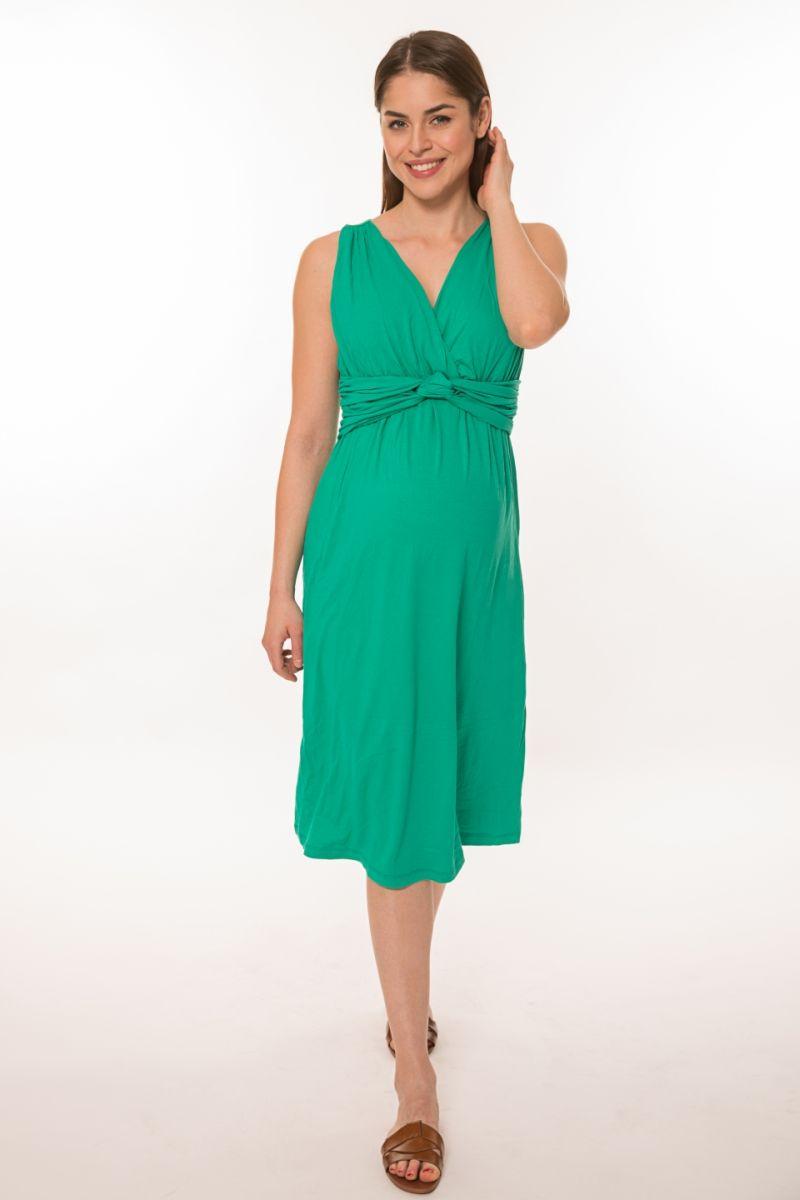 Mia kismama ruha rövid zöld