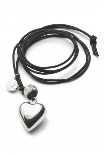 Kismama nyaklánc basic szív