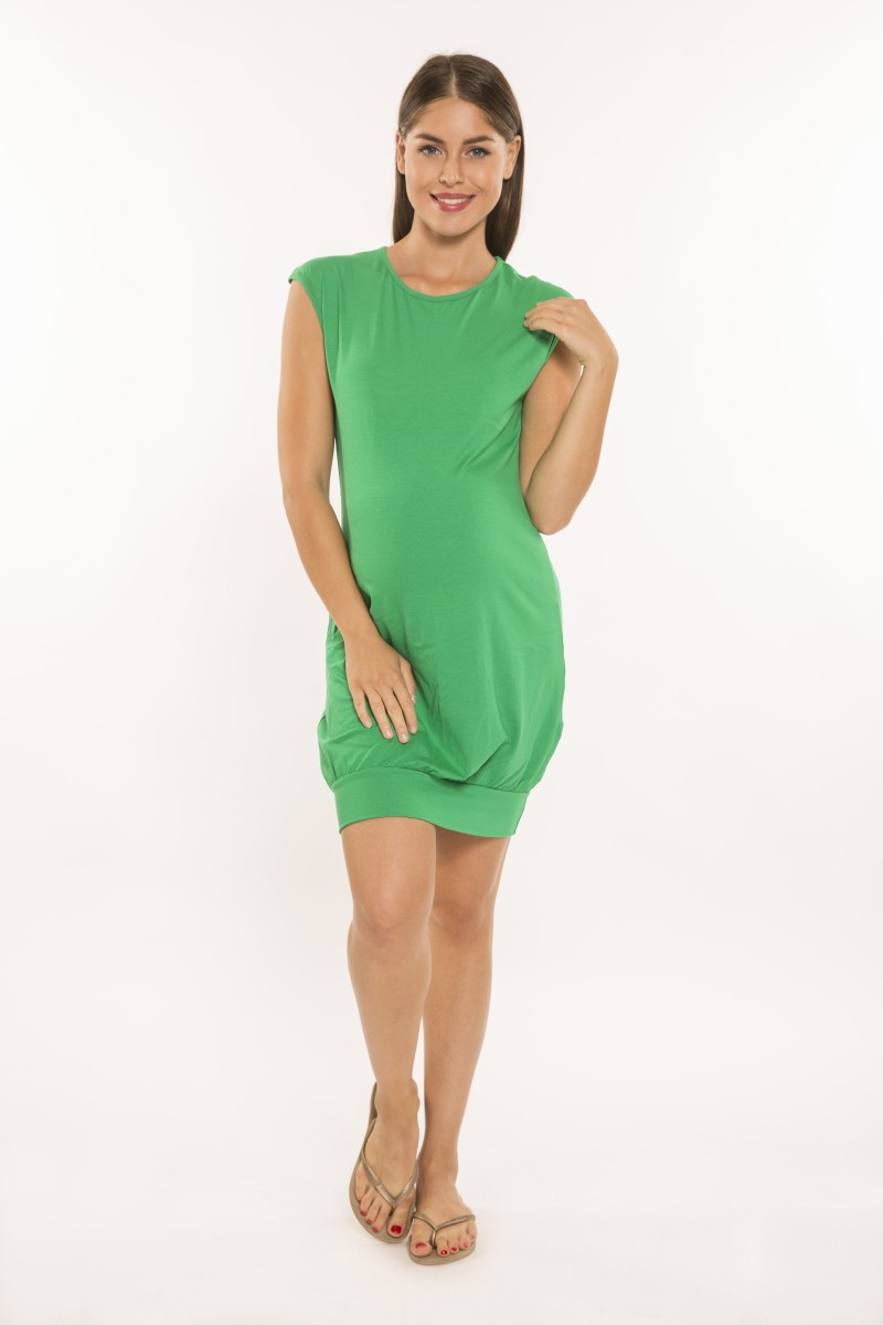 Szilvi kismamaruha zöld